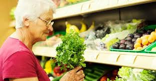 Why it's important to keep a healthy diet as you get older?